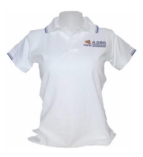 White Polo Shirts Collar