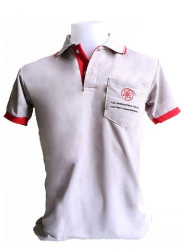 Grey Polo Shirts