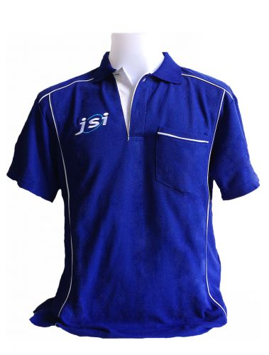 Dark Blue Staff' Polo Shirts