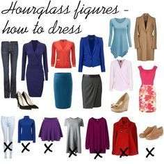 hourglass shape 5