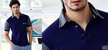 dark color polo shirts cover
