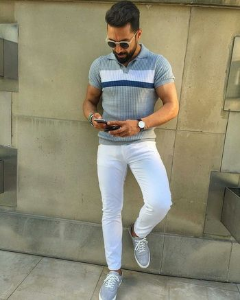 polo shirts mix jeans 4