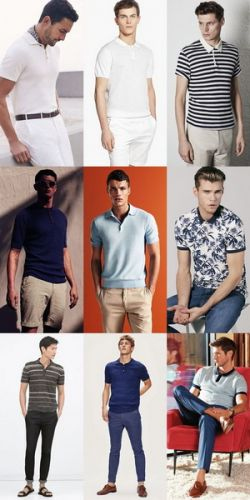 young style polo shirts 5