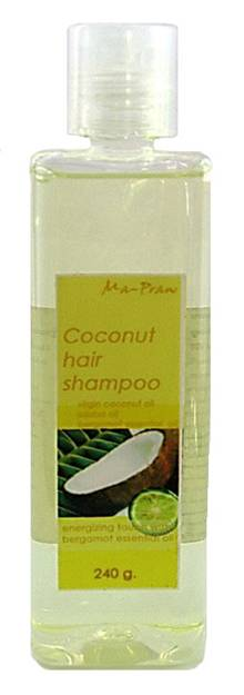 coconut hair shampoo