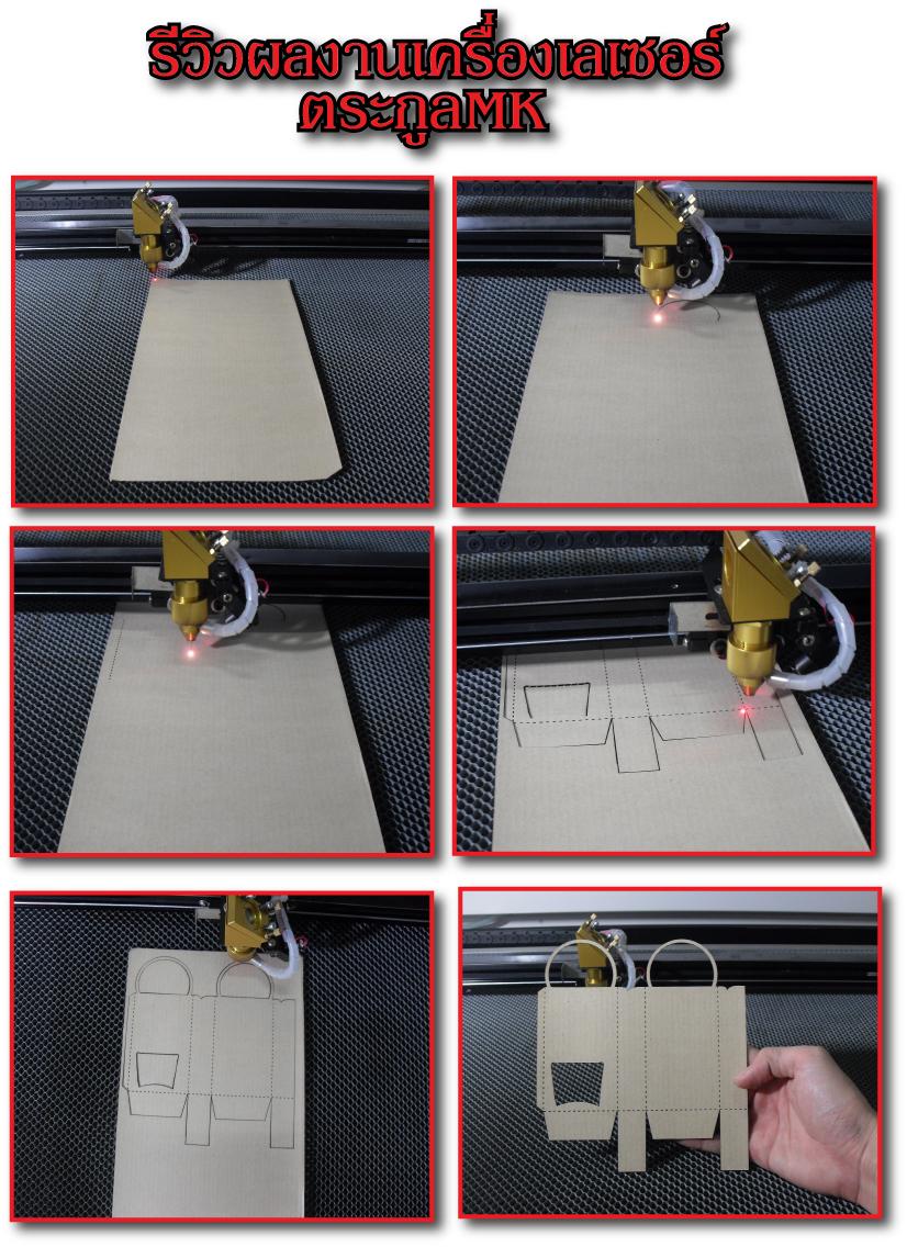 เครื่องตัดกระดาษลูกฟูก