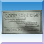 laser rubber