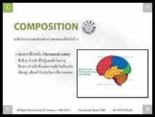 ส่วนประกอบของสมอง