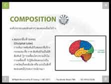 ส่วนของสมอง