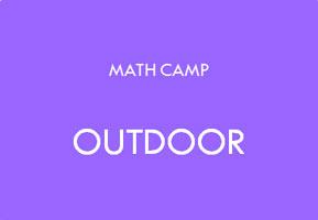 ค่ายกิจกรรม คณิตศาสตร์แบบ Outdoor
