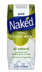 Naked Coconut water, Nova Pacific
