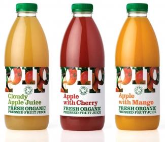 PIP Organic Juice, Nova Pacific