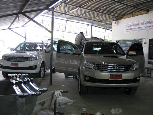 Roof Rack Fortuner Web Page