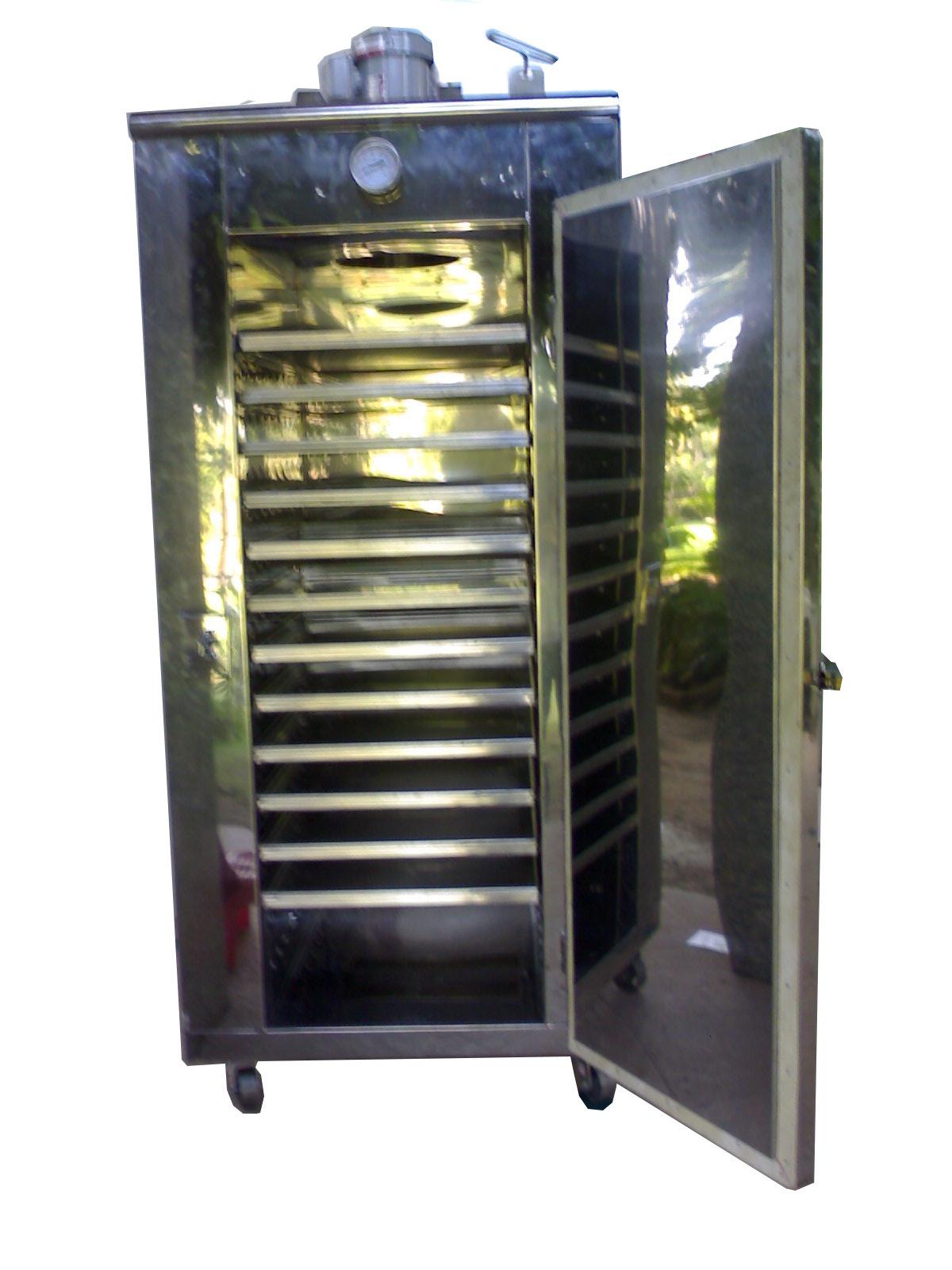 ตู้อบความร้อน ตู้อบความร้อนระบบไฟฟ้า ควบคุมการทำงานอัตโนมัติ ตู้อบลมร้อนแบบถาด
