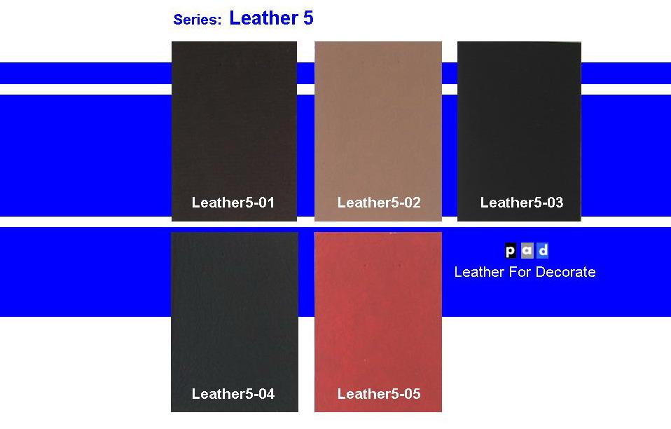หนังเทียม Leather5