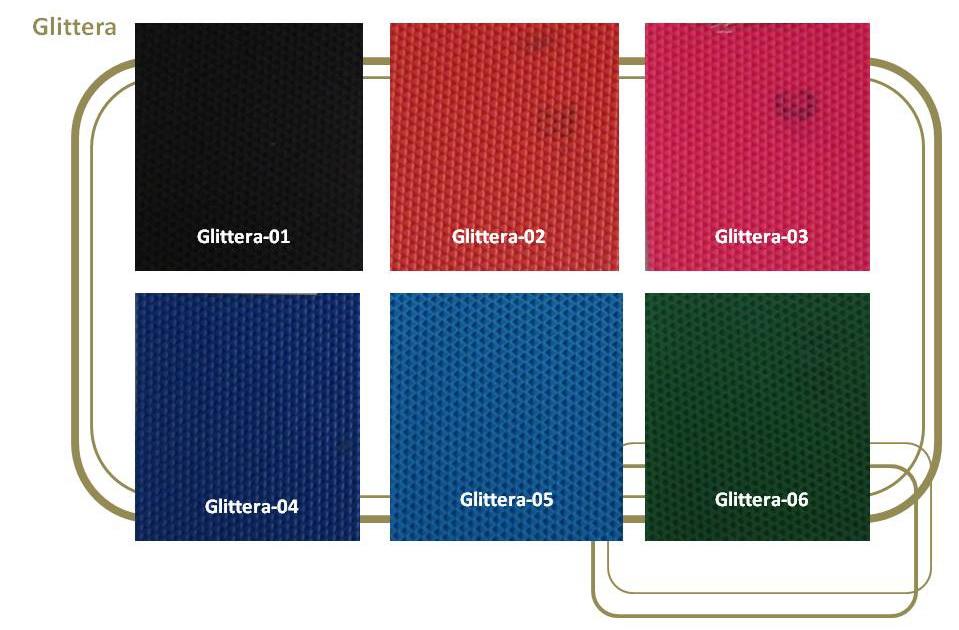 หนังเทียมพีวีซีชื่อGlittera