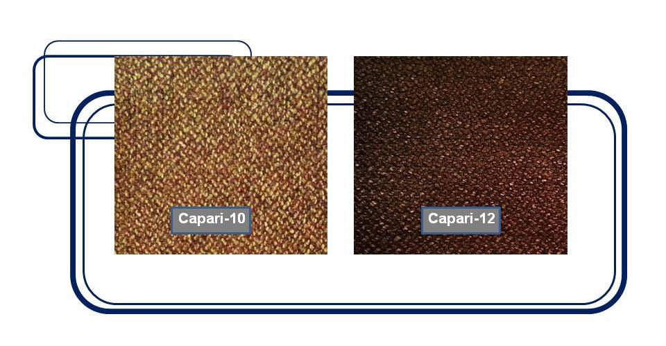 ผ้าบุเฟอร์นิเจอร์  Code: Capari