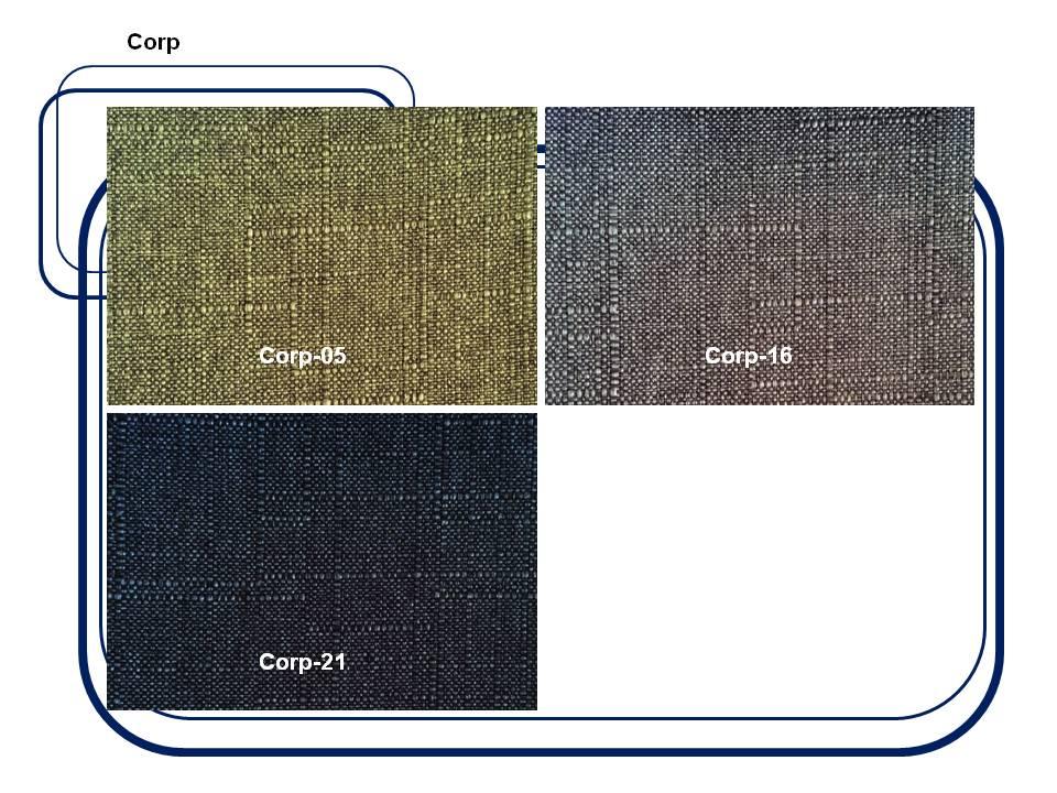 ผ้าบุเฟอร์นิเจอร์  Code : Corp