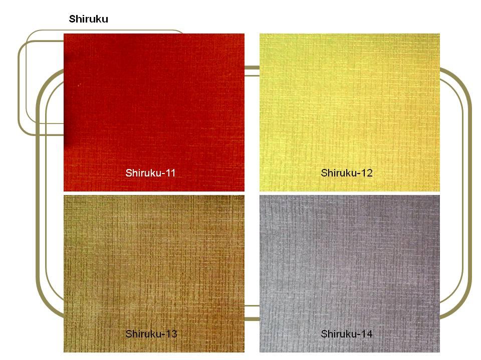หนังเทียมผ้าไหม  Code : Shiruku