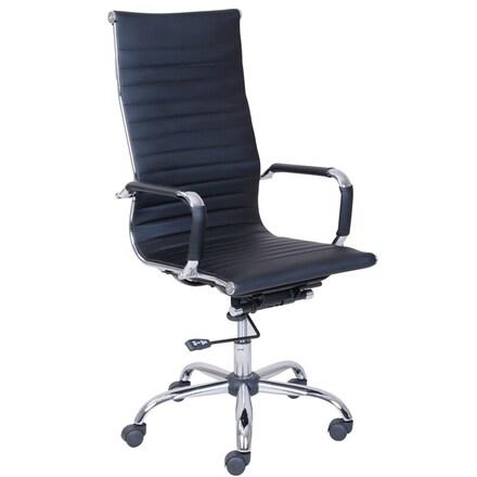 เก้าอี้สำนักงาน ดำ เฟอร์ราเดค Baird
