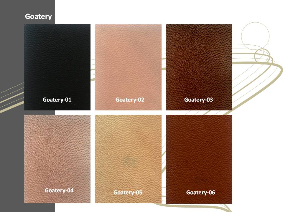 Animal Leather Goatery