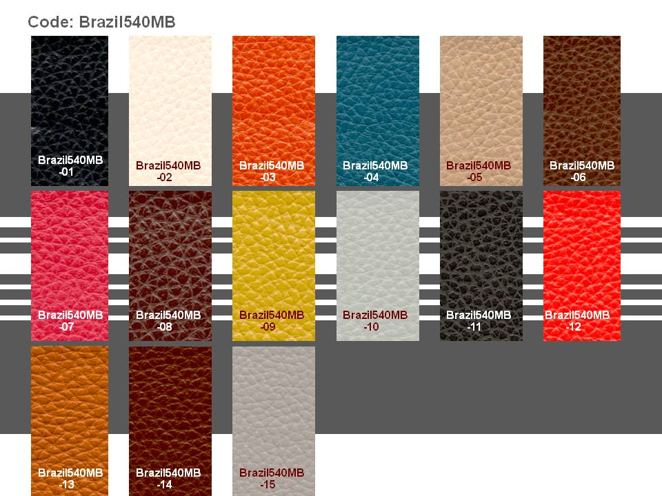 Microfiber Leather Brazil540MB