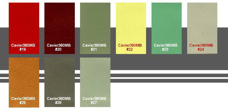 Microfiber Leather Cavier380MB
