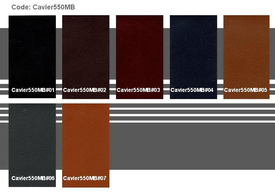 Microfiber Leather Cavier550MB