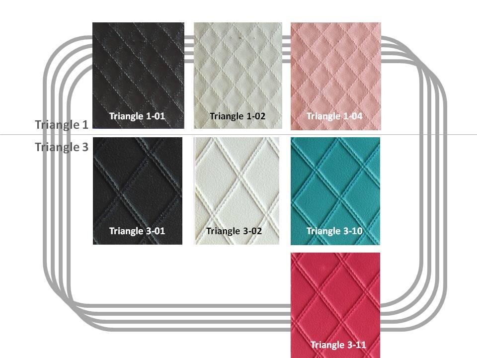 Quadrangle Leather Triangle1,3