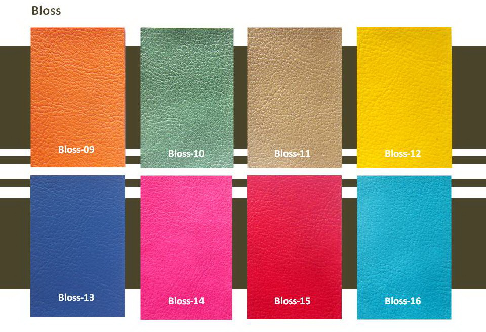 Printed Leather Bloss