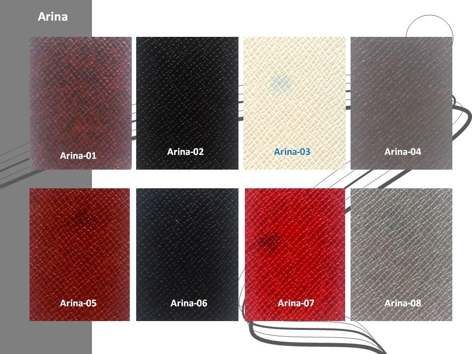 Printed Leather Arina