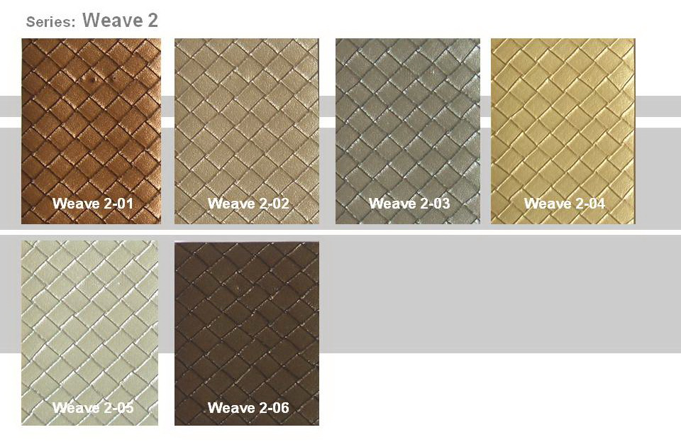 Weave Leather Weave2