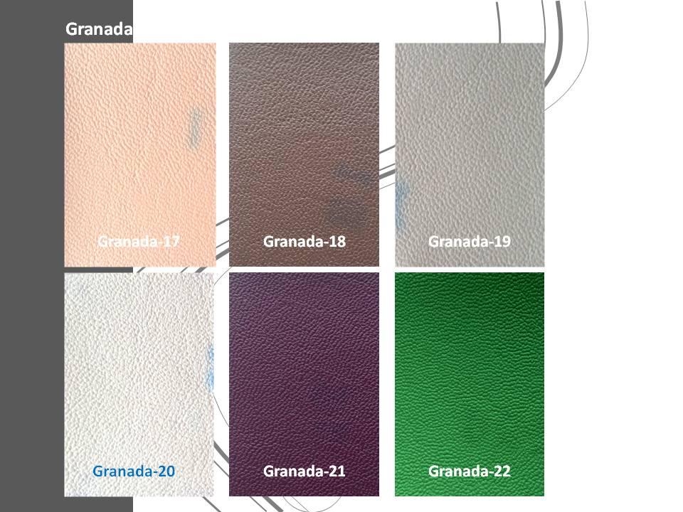 Printed Leather Granada