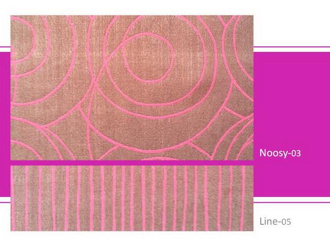 ผ้าม่าน Noosy03 Line05