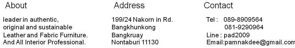 about address contact