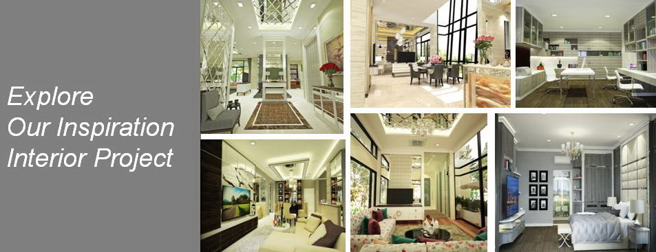 Explore Our Inspiration Interior Project