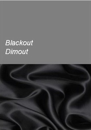 Blackout Dimout Curtain