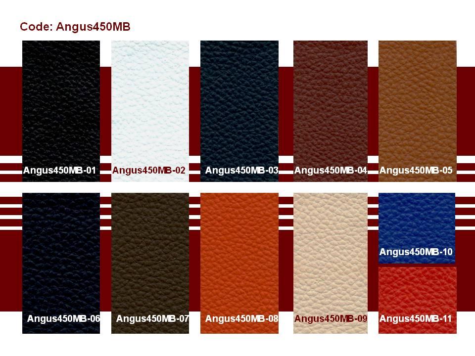 หนังเทียมไมโครไฟเบอร์ Angus450MB