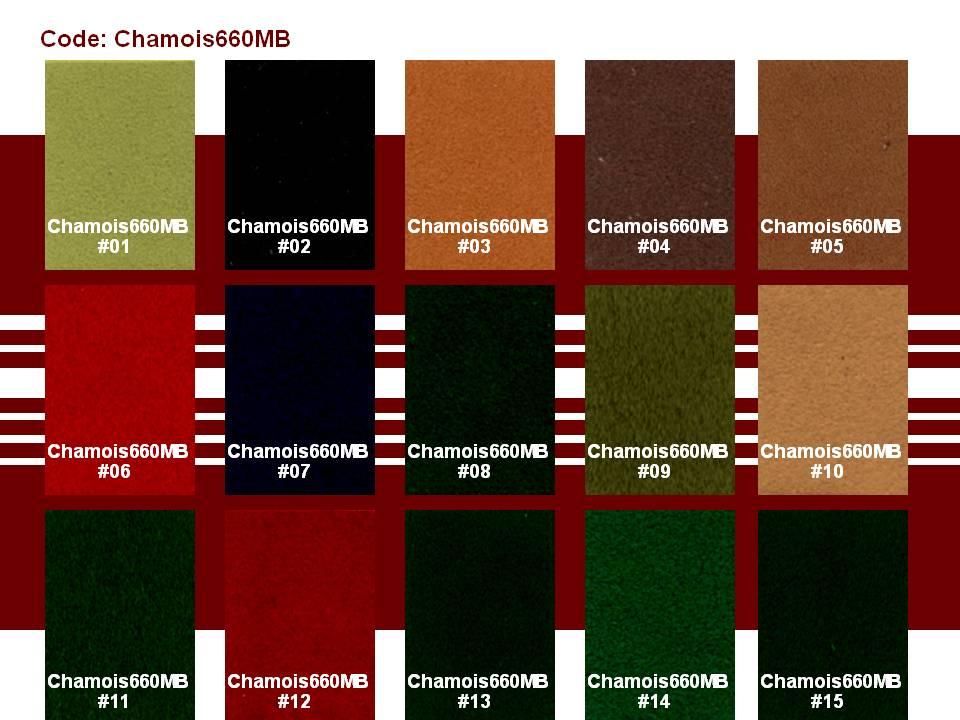 หนังเทียมไมโครไฟเบอร์ Chamois660MB
