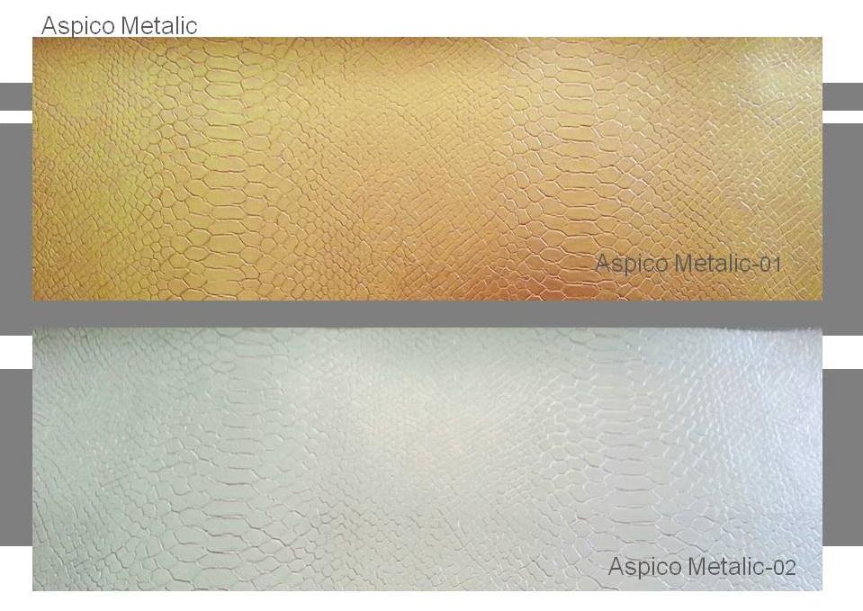 หนังเทียม Aspico MetalicA