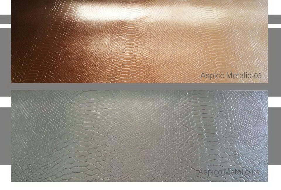 หนังเทียม Aspico MetalicB