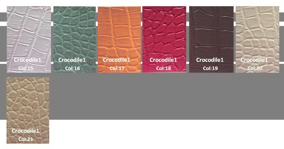 หนังเทียม Crocodile1 B