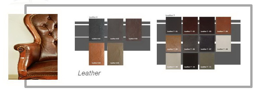 PVC Leather Series