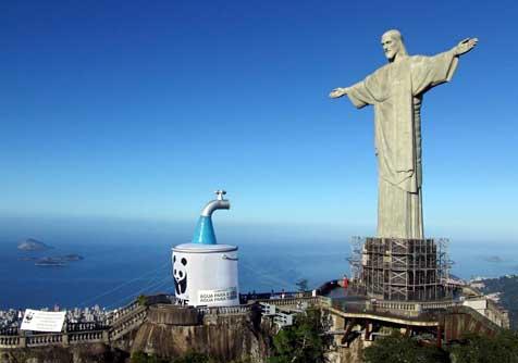 รูปปั้นพระเยซูคริสต์ (ประเทศบราซิล) - Christ the Redeemer