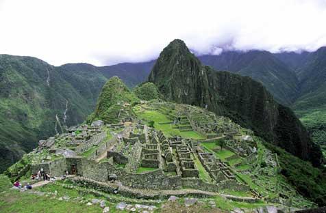 มาชู ปิกชู (ประเทศเปรู) - Machu Picchu