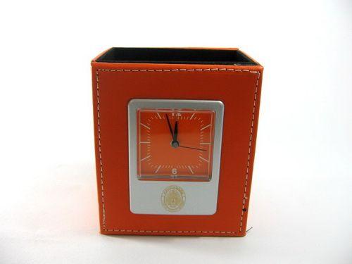 กล่องใส่ปากกาพร้อมนาฬิกา ของชำร่วย ของพรีเมียม ของที่ระลึก ของขวัญ
