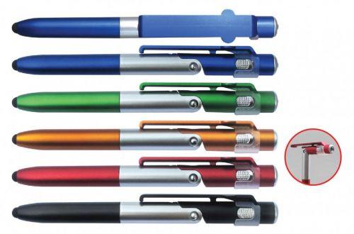 ปากกา ไฟฉาย เลเซอร์ ทัชสกรีน 4in1,ปากกาไฟฉาย,