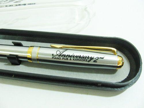 ปากกาโลหะพร้อมกล่องของชำร่วย ของพรีเมียม ของที่ระลึก ของขวัญ