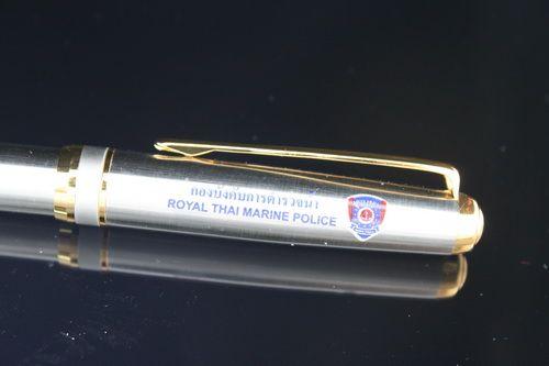 ปากกาโลหะ ปากกาของขวัญปีใหม่