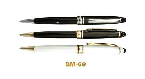 ปากกาโลหะ ,ปากกาโลหะ ขนาดยาว14 ซม  ปากกาโลหะ ปลายปากกาเป็น TOUCH SCREEN