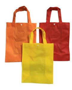 กระเป๋าผ้าสปันบอน  กระเป๋าผ้าสปันบอนของชำร่วย กระเป๋าผ้าสปันบอนพรีเมี่ยม กระเป๋าผ้าสปันบอนของที่ระลึก